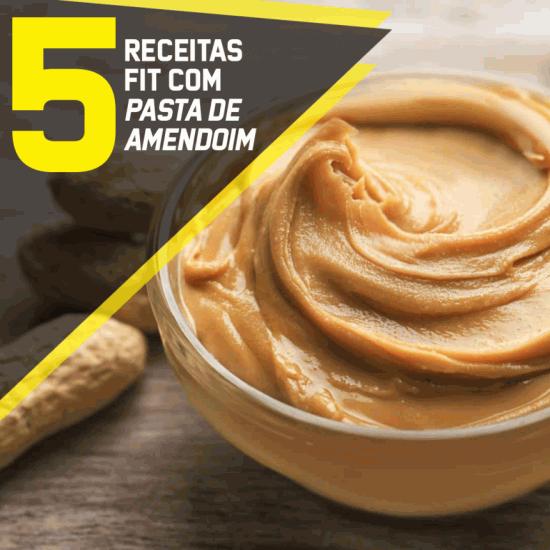 5 receitas deliciosas para utilizar com a PASTA DE AMENDOIM CACAU PROTEIN da VITA POWER: