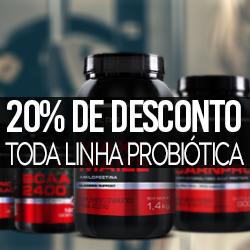 20% OFF Probiótica