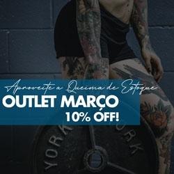 Outlet Março 10% OFF