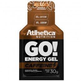 Go Energy Gel Caffeine 10 Sachês (30g cada)