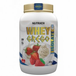 Whey Grego Isolate (900g)