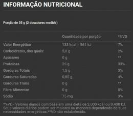 best whey maracuja
