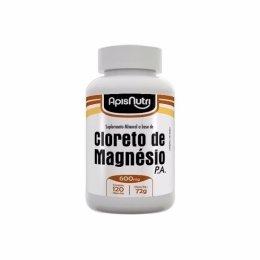 Cloreto de Magnésio 600 mg (120 cápsulas)
