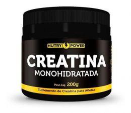 Creatina Monohidratada (200g)