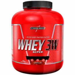 Super Whey 3W (1,8kg) - chocolate