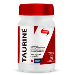 Taurine 500mg (30 caps)