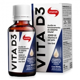 vitamina d3 vitafor